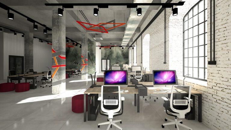 powierzchnie biurowe do wynajęcia